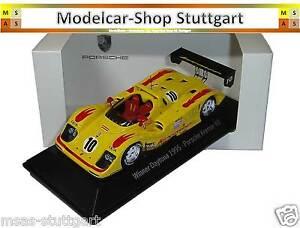 【送料無料】模型車 スポーツカー ポルシェデイトナクレーメルスパークマップporsche 956 winner daytona 1995 kremer k8 spark 143 map02029514 brand