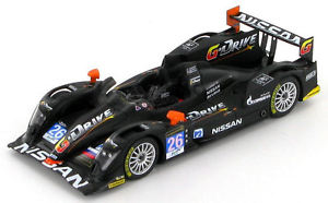 【送料無料】模型車 スポーツカー #ルマンoreca 03 nissan signatech 26 le mans 2013 143 s3748