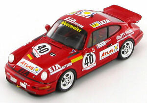 【送料無料】模型車 スポーツカー ポルシェカレラカップ#ルマンporsche 911 carrera 2 cup 40 le mans 1993 143 s2070