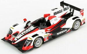 【送料無料】模型車 スポーツカー oreca 03 nissan luhr graf alms 2014 143 us007