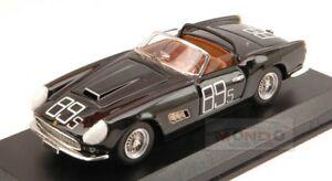 【送料無料】模型車 スポーツカー フェラーリ250カリフォルニア896sccaカンバーランドpmion 143art314 mタイプferrari 250 california 89 6th scca national cumberland p mion 143 type ar