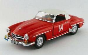【送料無料】模型車 スポーツカー メルセデスツールドフランスリオモデルmercedes 190sl n64 tour de france 1956 capdevillelaudle 143 rio rio4425 model