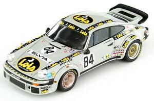 【送料無料】模型車 スポーツカー ポルシェ#ルマンporsche 911 934 lois 84 le mans 1979 143 s3433