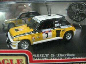 【送料無料】模型車 スポーツカー wow extremely rareルノー5ターボwrc7ragnotti tdコルス1982 143 uhスパークwow extremely rare renault 5 turbo wrc 7 ragnotti td corse 1982