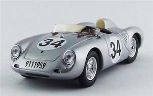 【送料無料】模型車 スポーツカー ポルシェ550rsルマン1957 storezクローフォード34143 be9592モデルporsche 550 rs le mans 1957 storezcrawford 34 best 143 be9592 model