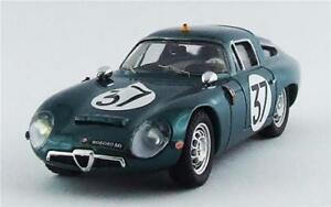 【送料無料】模型車 スポーツカー アルファロメオルマンテスト#ベストモデルalfa romeo tz 1 le mans test 1964 bussinellobiscaldi 37 best 143 be9596 model