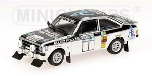 【送料無料】模型車 スポーツカー フォードエスコートii rs 1800メキネンrac1975143 400758401モデルダイカストford escort ii rs 1800 makinen rac 1975 143 400758401 model diecast
