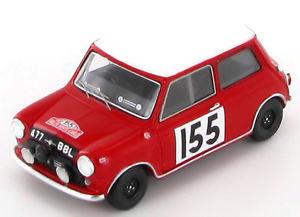 【送料無料】模型車 スポーツカー モーリスミニクーパーモリソンラリーモンテカルロmorris mini cooper morrison cultcheth rally monte carlo 1963 143 s1190