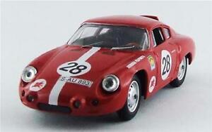 【送料無料】模型車 スポーツカー ポルシェアバルトニュルブルクリンク#スクーデリアベストモデルporsche abarth nurburgring 1963 29 scuderia filippinetti best 143 be9591 model