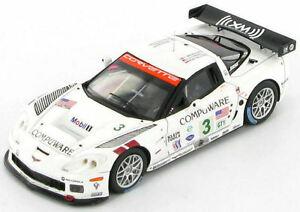 【送料無料】模型車 スポーツカー シボレーコルベット#セブリングchevrolet corvette c6r 3 sebring 2007 143 s0170