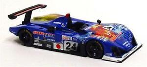 【送料無料】模型車 スポーツカー wr24 carexeルマン2002 143scwr02モデルwr 24 carexe le mans 2002 143 spark scwr02 model