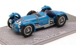【送料無料】模型車 スポーツカー #ルマンモデルカーtalbot lago t26 6 le mans 1951 143 bizarre bz556 model car