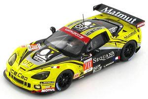 【送料無料】模型車 スポーツカー コルベットc6 zr170ル2012143s3736corvette c6 zr1 70 le mans 2012 143 s3736