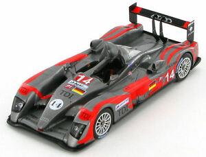 【送料無料】模型車 スポーツカー アウディチームコレス#ルマンaudi r10 tdi team kolles 14 le mans 2010 143 s2564