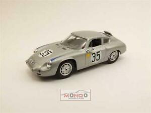 【送料無料】模型車 スポーツカー ポルシェabarthルマン196235モデル143 be9362モデルカーダイカストporsche abarth le mans 1962 35 best model 143 be9362 model car diecast