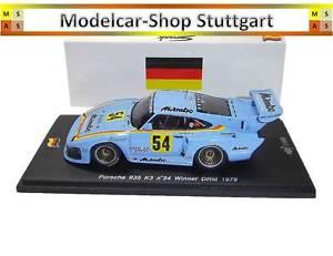 【送料無料】模型車 スポーツカー ポルシェ#スパークマップporsche 935 k3 winner drm 1979 ludwig 54 spark 143 map02078313 brand