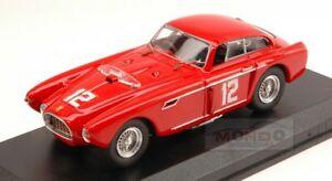 【送料無料】模型車 スポーツカー フェラーリメキシコ#アートモデルアートモードferrari 340 mexico 12 2nd utt 1953 shelbymc afee 143 art model art244 mode