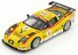 【送料無料】模型車 スポーツカー コルベットc5r4 24スパ2007143 s0167corvette c5r 4 spa 24hrs 2007 143 s0167