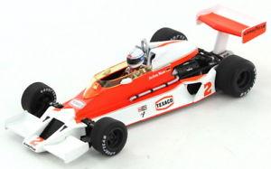【送料無料】模型車 スポーツカー マクラーレンフォードマルボロヨッヘンマスmclaren ford marlboro m26 jochen mass 1977 143