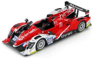 【送料無料】模型車 スポーツカー レーシング#ルマンoreca 03 nissan tds racing 46 le mans 2012 143 s3725