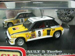 【送料無料】模型車 スポーツカー ワウルノーターボ#カルロヒューストンスパークwow extremely rare renault 5 turbo wrc 9 ragnotti mcarlo 1981 143 uhspark