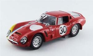 【送料無料】模型車 スポーツカー アルファロメオtz2スパ1967 troschpilette30143 be9529モデルalfa romeo tz2 spa 1967 troschpilette 30 best 143 be9529 model