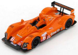【送料無料】模型車 スポーツカー チーム#ルマンginetta zytek team lnt 6 le mans 2009 143 s1521