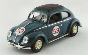 【送料無料】模型車 スポーツカー 1954wvonnurburgringvwn53143 rio rio4421モデルvw beetle n53 nurburgring 1954 wvon trips 143 rio rio4421 model