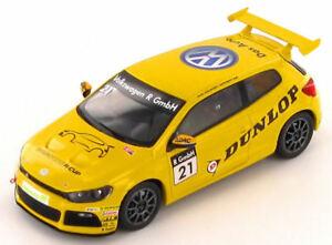 【送料無料】模型車 スポーツカー #カップvolkswagen scirocco proetto 21 rcup 2011 143