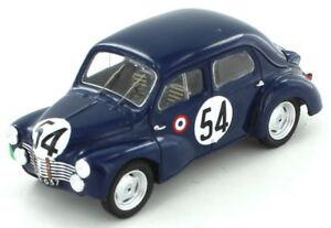 【送料無料】模型車 スポーツカー ルノールマンスパークrenault 4cv no54 le mans 24h 1951 143 spark s5211