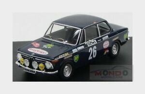 【送料無料】模型車 スポーツカー #ラリーモンテカルロレナbmw 2002 ti 26 rally montecarlo 1971 cballot lena morenas trofeu 143 tr1716 m