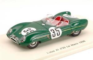 【送料無料】模型車 スポーツカー アリソンホールスパークlotus xi n35 collision with a dog lm 1956 callisonkhall 143 spark s2184 mod
