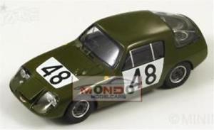 【送料無料】模型車 スポーツカー オースティンスプライトプロトタイプ#ルマンベーカーメートルaustin sprite prototype 48 24h le mans 1965 aaltonen baker bizarre 143 bz463 m
