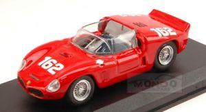 【送料無料】模型車 スポーツカー フェラーリディノタルガフローリオアートアートferrari dino 246 sp winner targa florio 1961 von tripsgendebien 143 art art261