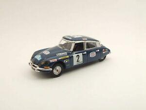 【送料無料】模型車 スポーツカー シトロエンラリー#リオリオモデルcitroen ds 21 rally marocco 1971 neiretterramorsi 2 rio 143 rio4355 model