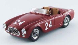 【送料無料】模型車 スポーツカー フェラーリタルガマンチーニ#アートモデルアートモデルferrari 225s targa flotio 1952 g mancini 24 art model 143 art267 model