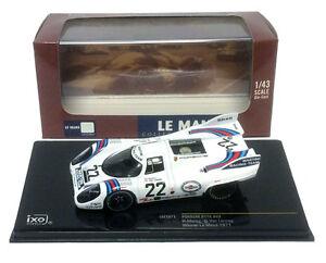 【送料無料】模型車 スポーツカー ネットワークポルシェ#ルマンマルコヴァンスケールixo lm1971 porsche 917k 22 winner le mans 1971 markovan lennep 143 scale