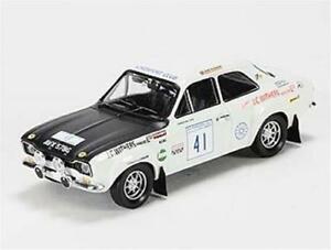 【送料無料】模型車 スポーツカー フォードエスコートウィザーズford escort mki 1600 tc withers winsford gran bretagna 1971 trofeu 143 tfjcw04