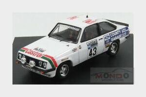 【送料無料】模型車 スポーツカー フォードエスコート#ラリーウィルソンモードford escort rs 2000 43 rally rac 1977 mwilson rpalmer trofeu 143 tr1813 mode