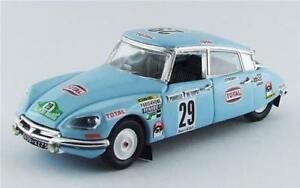【送料無料】模型車 スポーツカー シトロエンd 21del marocco 1972ポネルde serpos rio 143 rio4434モデルcitroen ds 21 rally del marocco 1972 ponnellede serpos rio 143 rio