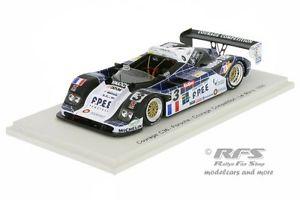 【送料無料】模型車 スポーツカー ポルシェルマンスパークcourage c36 porsche 24h le mans 1996 cottazalliotpolicand 143 spark 4706
