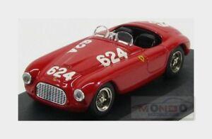 【送料無料】模型車 スポーツカー フェラーリクモ#ミッレミリアアートモデルアートモードferrari 166mm spider 624 mille miglia 1949 biondetti art model 143 art008 mode