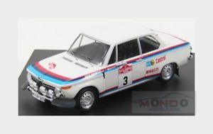 【送料無料】模型車 スポーツカー #ラリーサンレモトッドホワイトbmw 2002 ti 3 rally sanremo 1973 awarmbold jtodt white trofeu 143 tr1717 mod