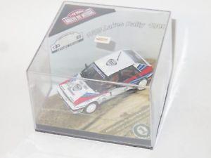 【送料無料】模型車 スポーツカー ランチアデルタマティーニラリーフィンランド143 lancia delta integrale 8v martini rally 1000 lakes finland 1988 malen