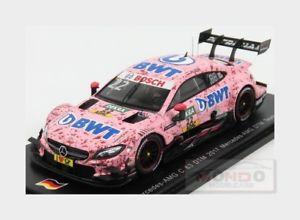 【送料無料】模型車 スポーツカー メルセデスクラスモータースポーツ#シーズンスパークシングルmercedes cclass c63 amg bwt motorsport 22 season dtm 2017 spark 143 sg351 mod