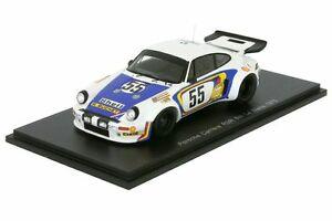 【送料無料】模型車 スポーツカー ポルシェカレラルマンスパークporsche 911 carrera rsr 24h le mans 1975 ballotlena 143 spark 4420