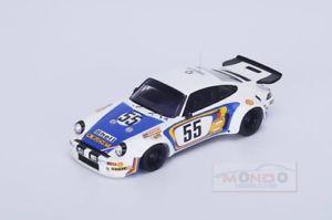 【送料無料】模型車 スポーツカー ポルシェカレラ#ルマンレナスパークporsche 911 930 carrera rsr 55 24h le mans 1975 cballot lena spark 143 s4420