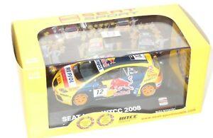 【送料無料】模型車 スポーツカー レッドブルレプソルレオンミュラーツーリングカー143 red bull repsol seat leon wtcc 2008 yvan muller  world touring car