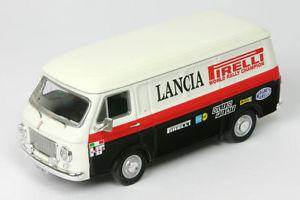 【送料無料】模型車 スポーツカー フィアットサービストランスポーターランチアラリー143 fiat 238 service transporter for lancia rally 1979 seasonrio 4407