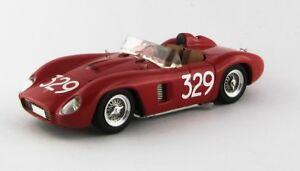 【送料無料】模型車 スポーツカー フェラーリディシチリア#アートモデルアートメートルferrari 500 tr giro di sicilia 1957 g munaron 329 rr art model 143 art342 m